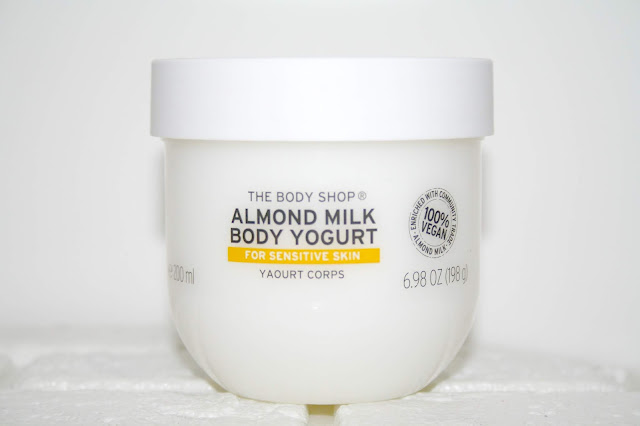 The Body Shop Almond Milk Body Yoghurt