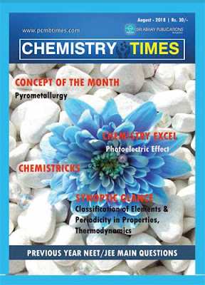 Chemistry Times August 2018
