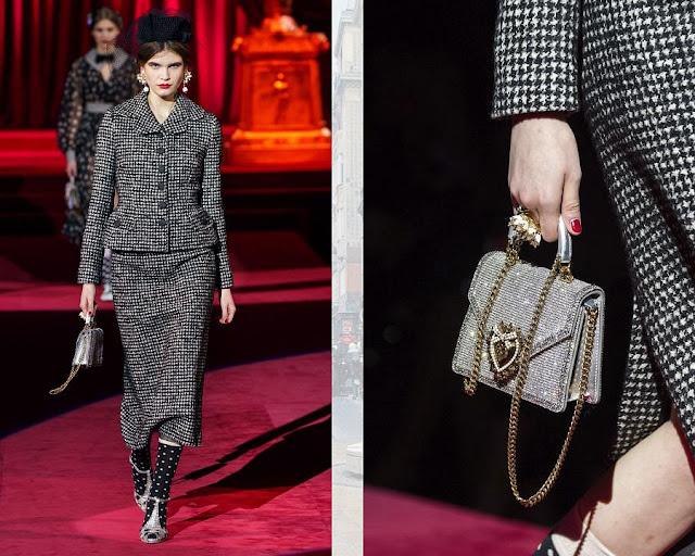 Dolce & Gabbana осень-зима 2019/2020 6