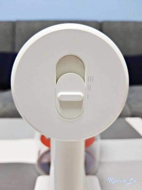 【MI 小米】米家無線吸塵器 G9 (白色) 開箱_運行模式