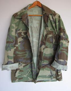 military BDU