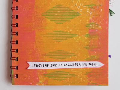 Particolare copertina journal Controproverbi