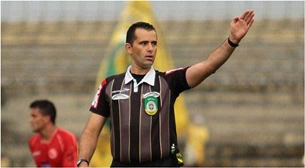 Arbitro candango apitará América x Globo-RN