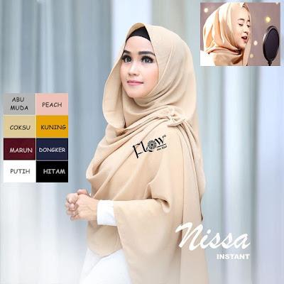 video hijab segi empat simple untuk sehari-hari