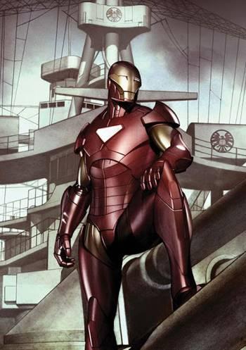 Iron Man y su armadura más conocida