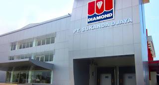 Info Loker Via Email MM2100 PT Sukanda Djaya (Diamond) Cikarang