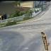 Veja momento em que ciclista 'voa' após ser brutalmente atingido por carro