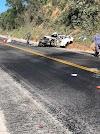 Colisão frontal entre veículos deixa ao menos três mortos na BA-052 próximo a Baixa Grande