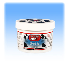Udderly Smooth Foot Cream