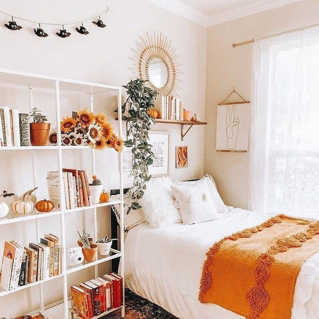 Inspirasi Kamar Tidur Minimalis dengan Dekorasi Sederhana dan Murah