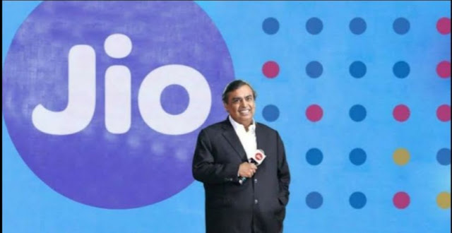 Reliance jio big offer on new year