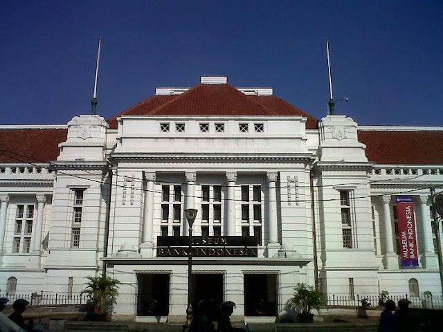 Museum Bank Indonesia di Kota Tua Jakarta,
