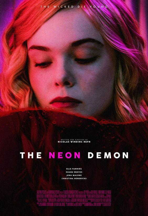 The Neon Demon 2016 movie Poster