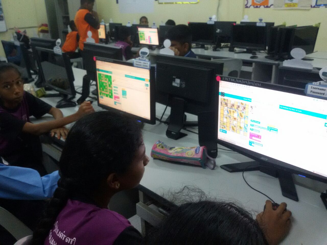 ict lab 2 The information communication technology syllabus combines theoretical and practical studies focusing on the ability to use common software applications, including word processors, spreadsheets, databases, interactive presentation software, e-mail, web browsers and website design.