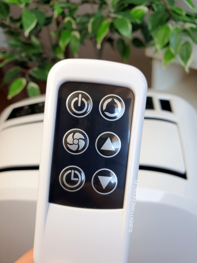 Klimatyzator przenośny - czy warto? Opinia po roku używania