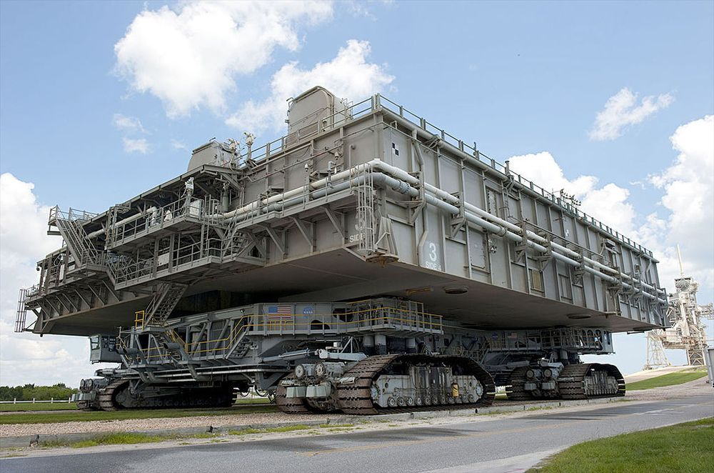 NASA crawler-transporter