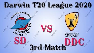 Who will win SD vs DDC 3rd T20I Match