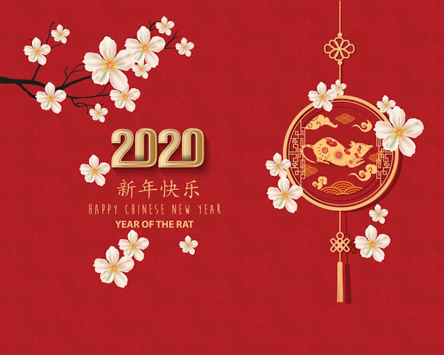 Chinese New Year 2020 images, Wallpapers