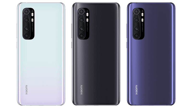 Xiaomi Mi Note 10 Lite with 64MP f/1.8 Sony IMX686 camera now official