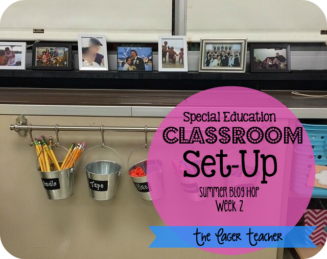 Special Education Classroom Decorations ~ Classroom set up the eager teacher