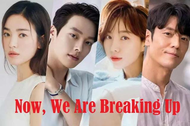 Daftar Nama Pemain Drama Korea Now We Are Breaking Up Lengkap