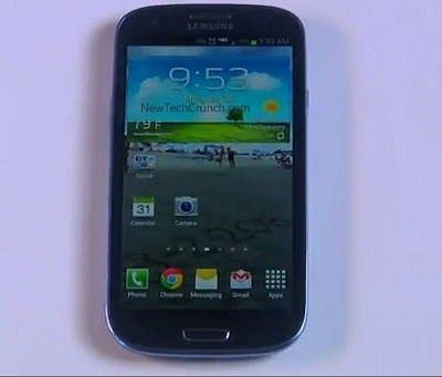 Samsung's new Flagship Smartphone The Galaxy S3 Review and Price