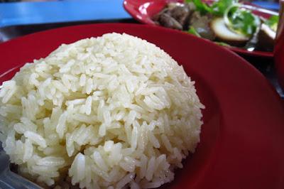 Thailand Chicken Rice, Golden Mile Food Centre