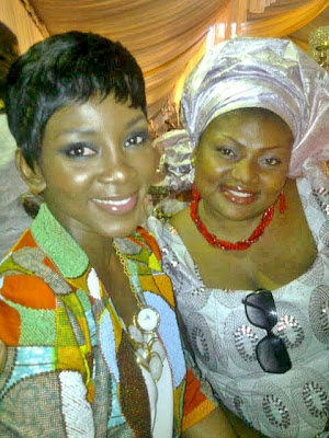 ka7 Wedding photos: Funke Akindele weds Kenny Almaroof