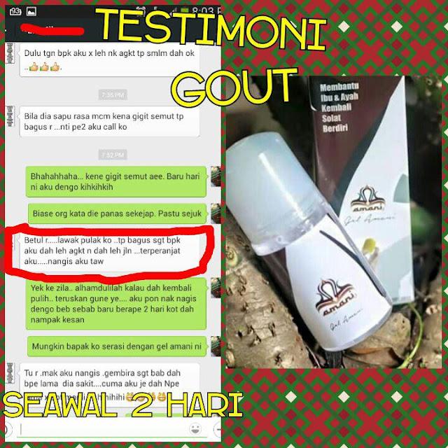 Testimoni Gel Amani