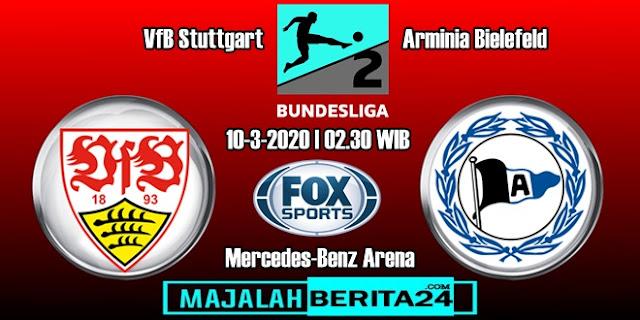 Prediksi VfB Stuttgart vs Arminia Bielefeld
