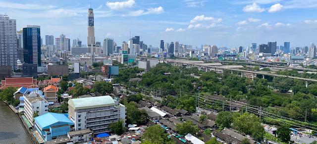 Vista panorámica de Bangkok, la capital de Tailandia  Noticias ONU/Vibhu Mishra