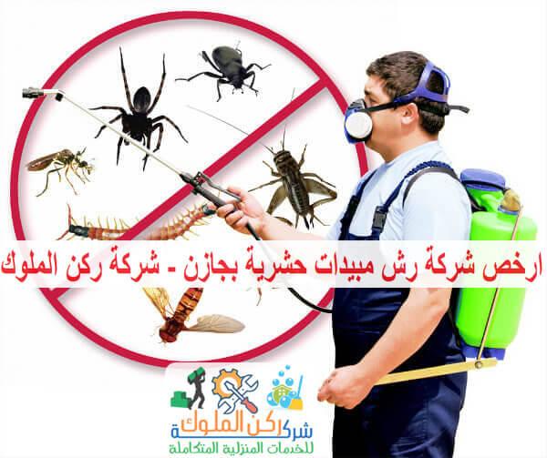 شركة رش مبيدات بجازان 0500347335