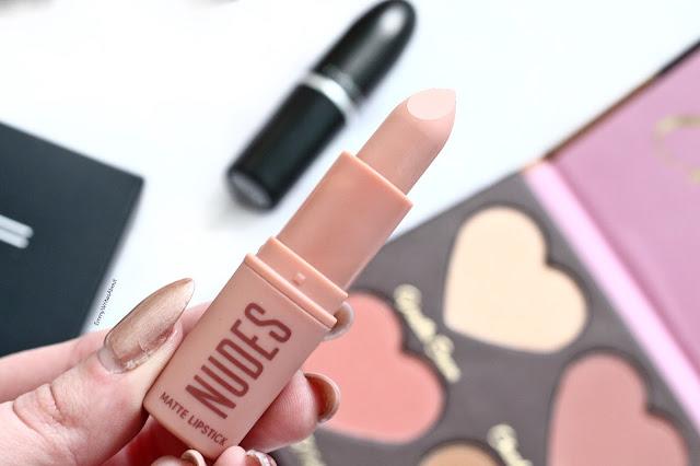 Primark Nude Lipstick