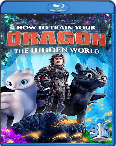 How To Train Your Dragon: The Hidden World [2019] [BD50] [Español] [3D]