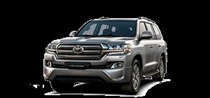 harga Toyota Land cruiser 2021