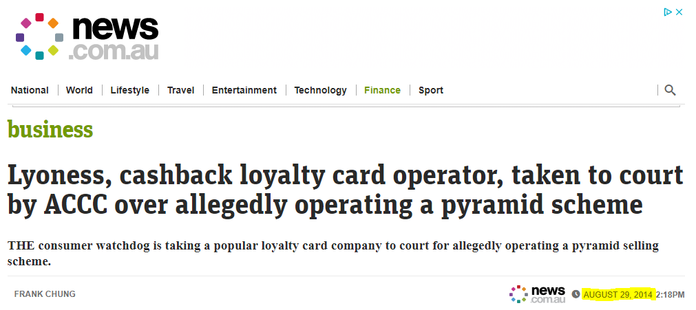 Tara talks lyoness loyalty card accepted at woking council and the consumer watchdog is taking a popular loyalty card company to court for allegedly operating a pyramid selling scheme colourmoves