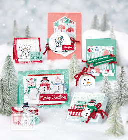 Let It Snow - Stampin Up