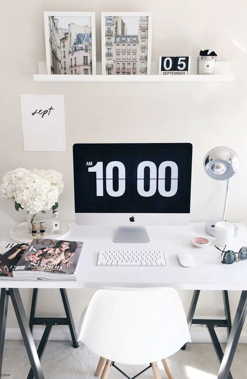 incredible minimalist working infinite decor sentiment l Modern Working Setup Ideas That You'd Love In Your Own Home