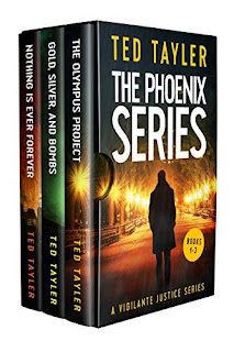 The Phoenix Series: Books 1-3 (The Phoenix Series Box Set) by Ted Tayler