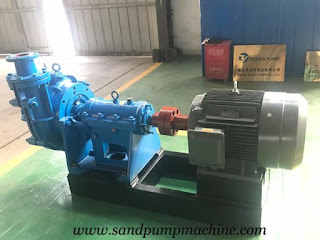 combined sand pumps