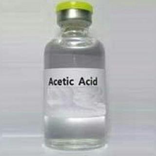 এসেটিক এসিড (Acetic Acid) [ ভিনিগার জাত অম্ল ]