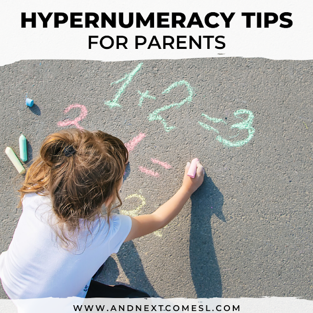 What is hypernumeracy? And how to support and teach kids who are obsessed with numbers