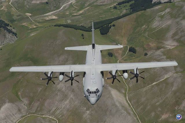 Aeronautica Militare Cyber Eagle 2019
