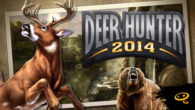 تحميل لعبة deer hunter 2014 مهكره للكمبيوتر