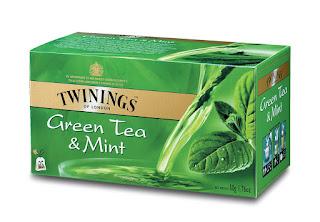 twinning green tea
