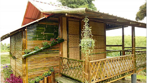 10 beautiful original home photos made of bamboo