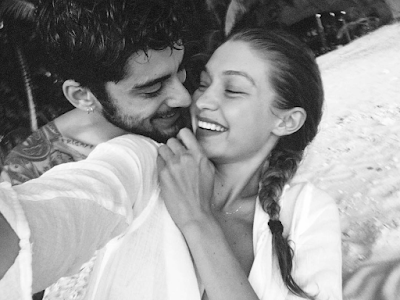 Gigi Hadid pregnant with boyfriend Zayn Malik one direction baby