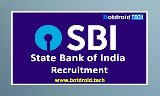 SBI Recruitment 2020, online application for circle based officer