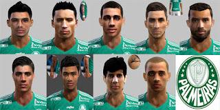 Facepack Palmeiras 2016 Pes 2013 By Danillo Sillva