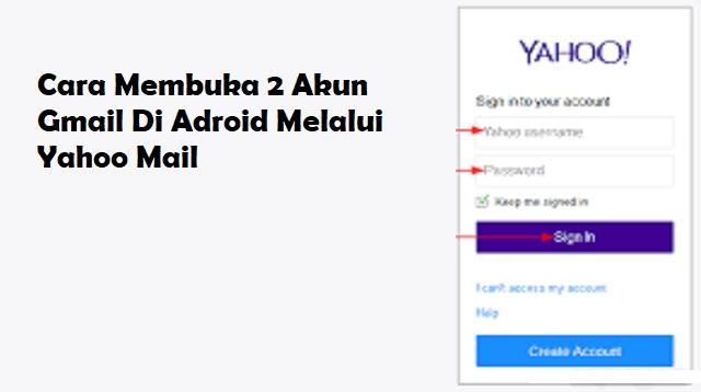Cara Membuat 2 Akun Gmail di Android